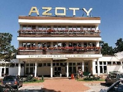 """""""Azoty"""" w Ustce"""